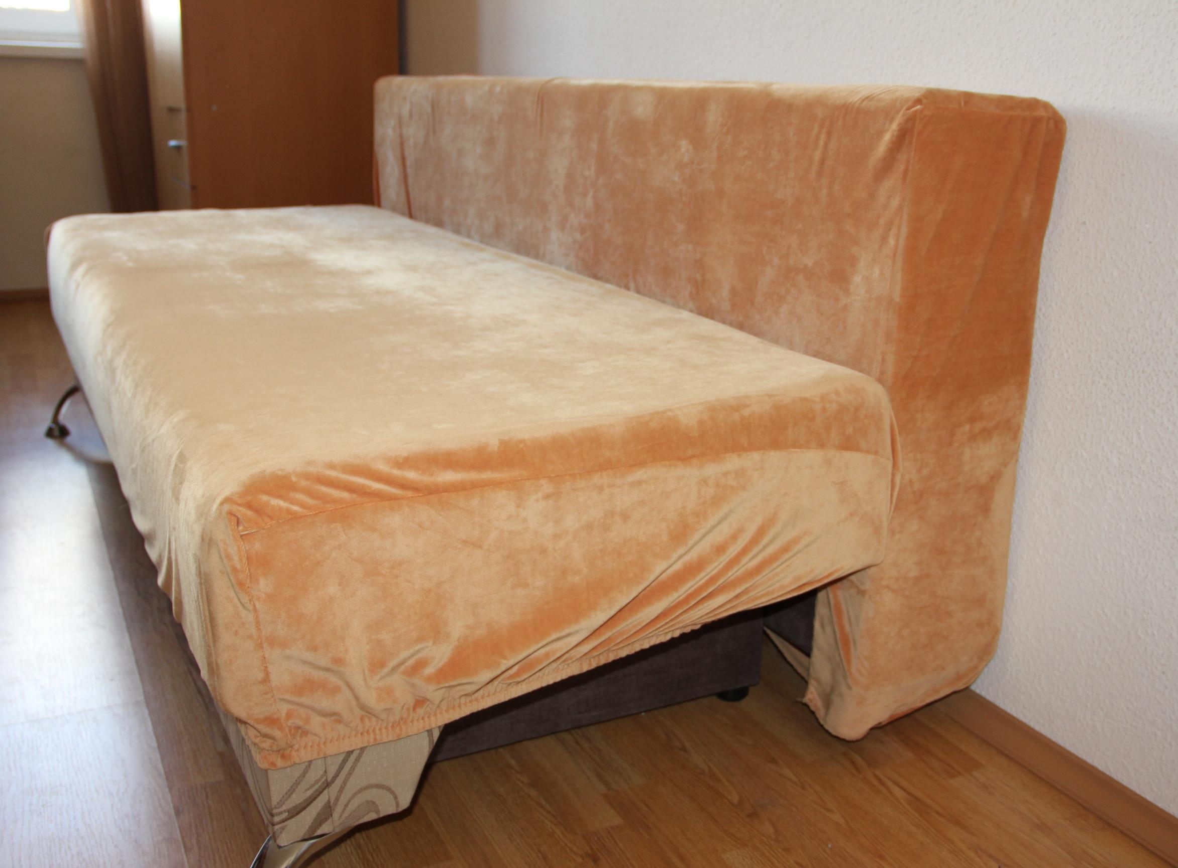 Для дивана без подлокотников как сшить чехол на 474